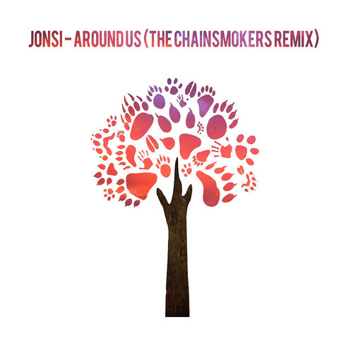 jonsi around us chainsmokers